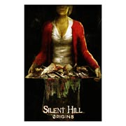 Silent Hill. Размер: 60 х 90 см